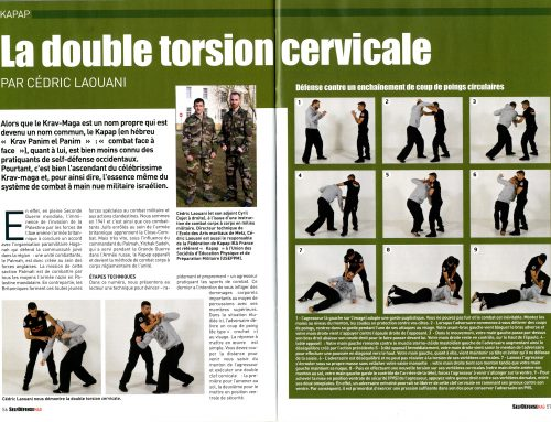 La double torsion cervicale